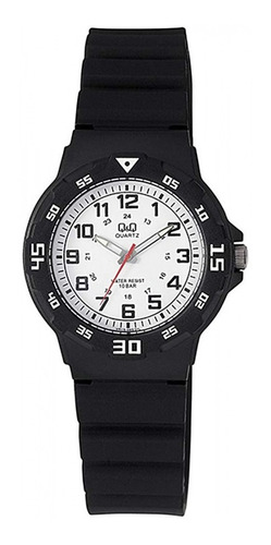 Reloj Mujer Q&q Vr19-003 Analogo By Citizen / Lhua Store