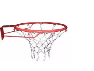 Aro De Basquet - Basket Nº 7 Reforzado Con Red - Oferta