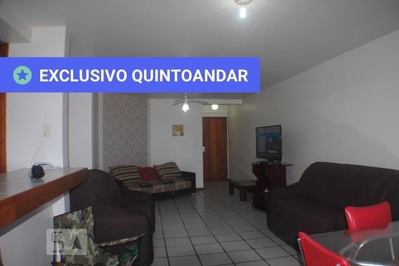 Apartamento No 2º Andar Mobiliado Com 3 Dormitórios E 1 Garagem - Id: 892945619 - 245619