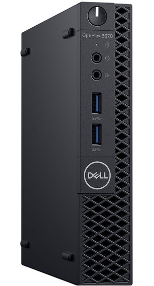 Dell Optiplex 3070 Intel Core I5 + 16gb + M2 128 Gb + Hd500