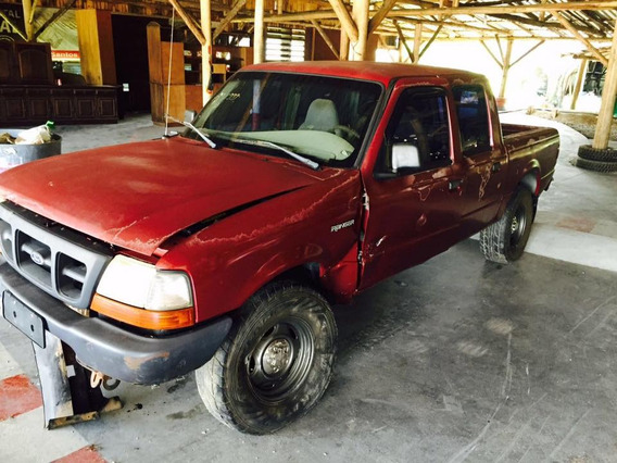 Ford Ranger 2.5 4x4 Sucata