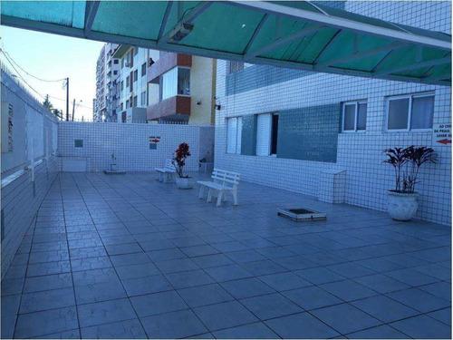 Imagem 1 de 13 de Apartamento Com 2 Dorms, Tupi, Praia Grande - R$ 195 Mil, Cod: 594 - V594