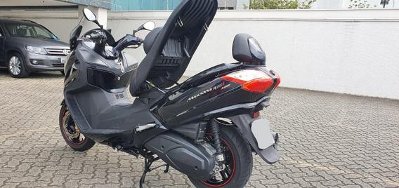 Moto Dafra Maxsym 400i - 2015 - 10.400 Km - Impecável!!!