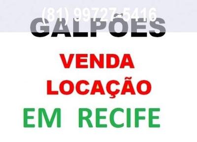 Área Industrial Para Venda Em Recife, Imbiribeira - 6665