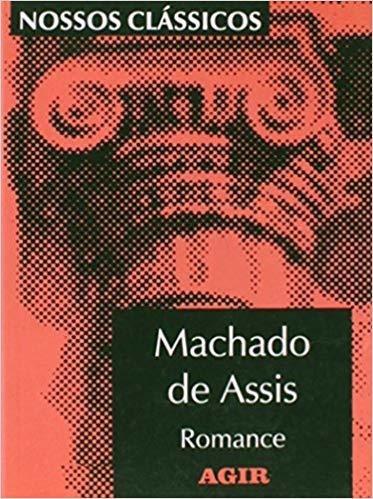 Livro Machado De Assis - Romance