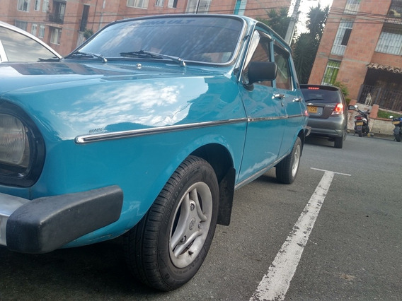 Renault R 12 R12 Export