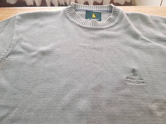 Sweter Gris Polo Club