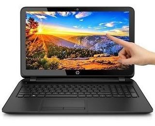 Nuevo Hp 15,6-inch Hd Touch Quad Core 2.5ghz 4gb 500gb Hdd D