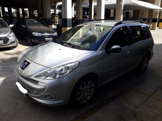 Peugeot 207 Sw 1.6 16v Xs Flex Aut. 5p 2012