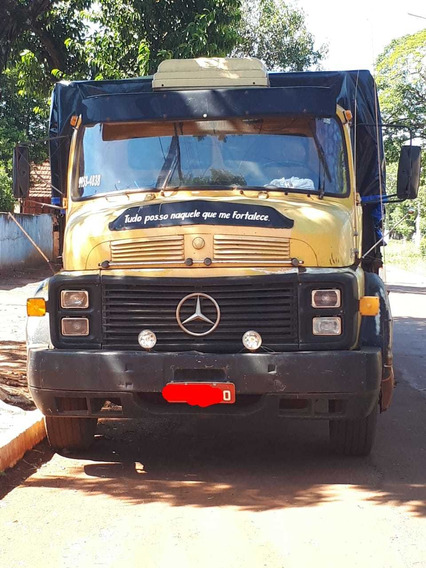 Caminhão Mercedes Benz 1113 Ano 1978