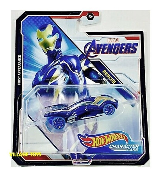 Hot Wheels First Apparance Rescue Dc Comics