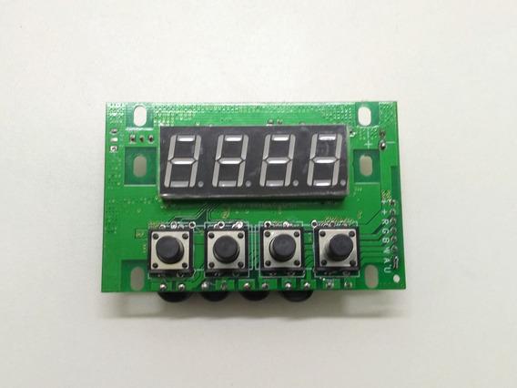 Placa Com Display Integrado Para Par Led 55x3w Rgbwa Mr5661
