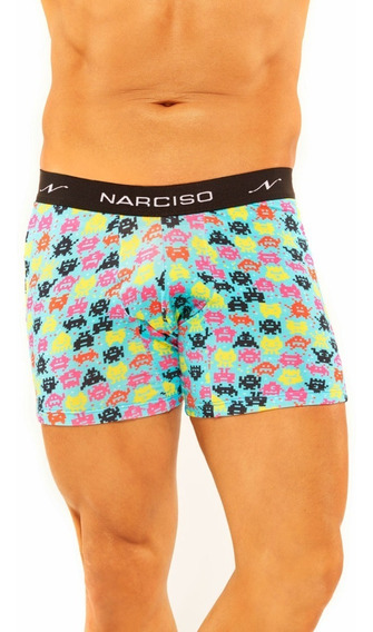Boxer Lazzy Tronic Narciso Underwear