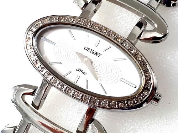 Relógio Orient Fbss0028 - Feminino Pequeno Novo Nf Garantia