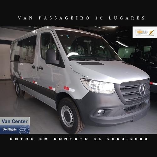 Mercedes-benz Sprinter Van 2.2 Cdi 416 Longo (16l) 5p