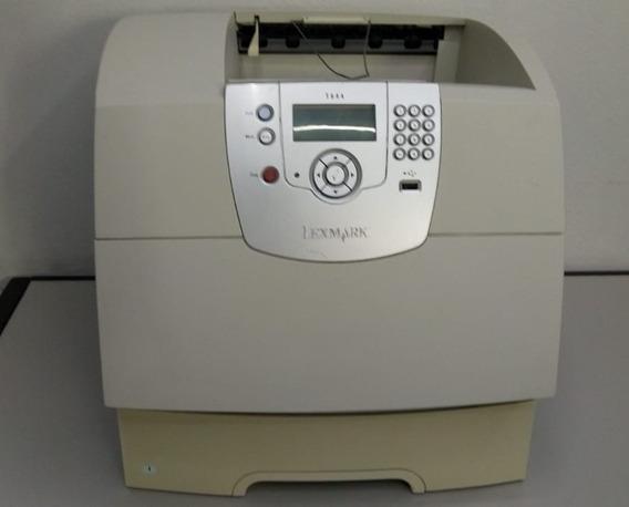 Impressora Lexmark T644 Revisada Com Garantia!!!