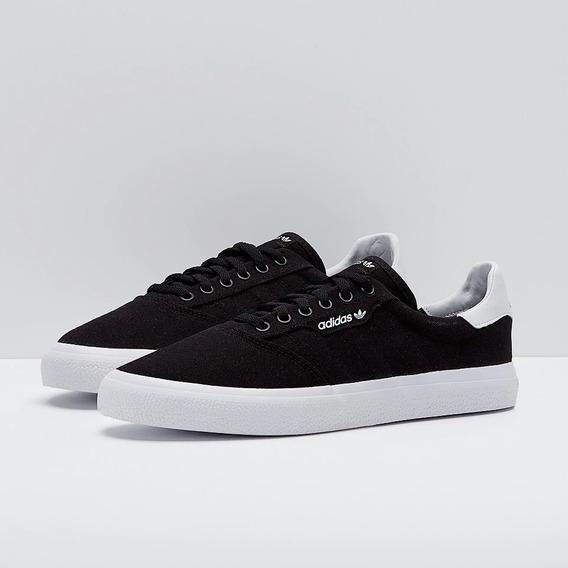 Tênis adidas 3mc Vulc Preto E Branco