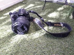 Nikon D5000 + Lente Nikkor 18-200mm 3.5/5.6 Vr
