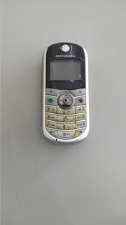 Celular Motorola C 140 Para Retirar Peças
