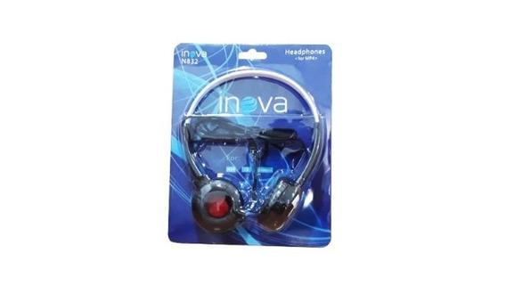 Headphone Inova N832
