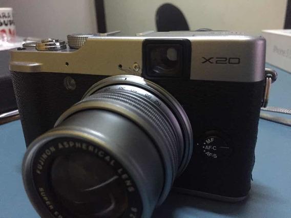 Câmera Fujifilm X20