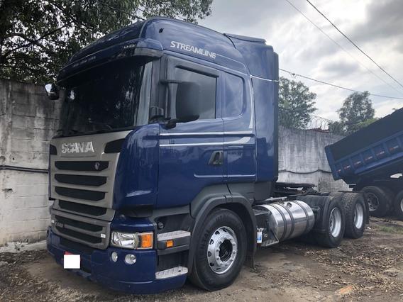 Scania/r440 Streamline 6x4 Estao De Zero 2015/16