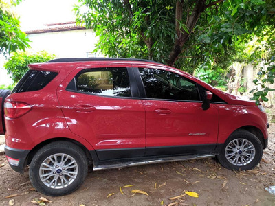 Ford Ecosport 1.6 16v Se Flex 5p 2014