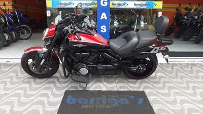 Boulevard M1800r Boss 2016 Vermelha Impecável