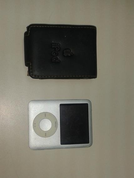 iPod Nano 3g - 4gb