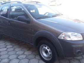 Fiat Strada 1.4 Working Cab. Dupla Flex 3p