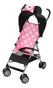Envio Gratis Carreola De Minnie Mouse Plegable Disney Baby
