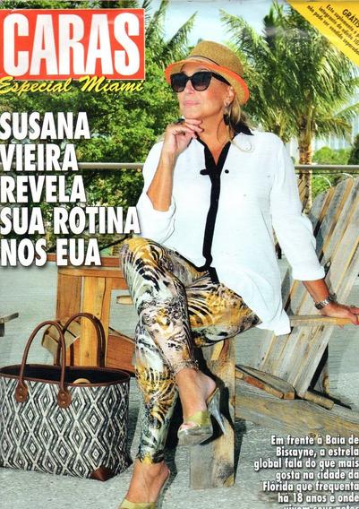 Caras Especial Miami - Susana Vieira - Bonellihq Cx423 H18