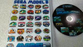 Coleção Sega Model 3 Coleção Fechada P/ Colecionador
