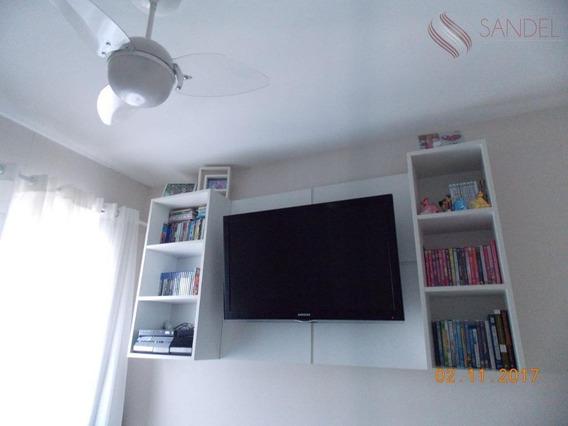 Apartamento Com 3 Dorms. - Campo Grande - Venda/locação (j) - Ap0787
