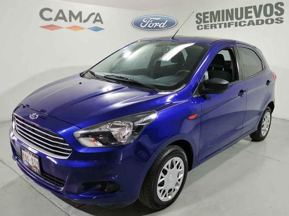 Ford Figo 2017 5p Impulse L4/1.5 Man A/a