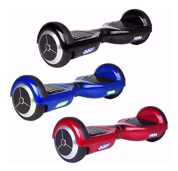 Patineta Smart Balance Scooter Electrico Bluetooth