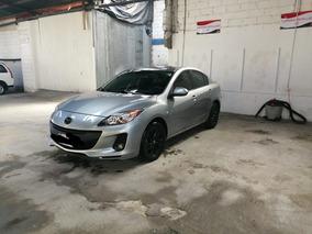 Mazda Mazda 3 Sedan Mazda 3 2013