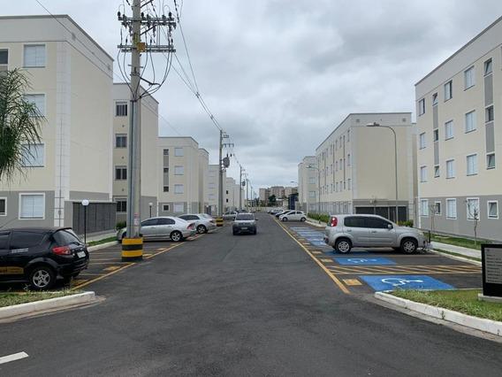 Apartamento Em Parque Santa Rosa, Suzano/sp De 42m² 2 Quartos À Venda Por R$ 170.000,00 - Ap375875