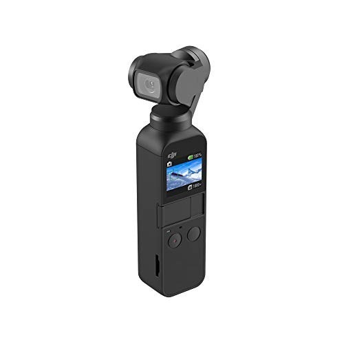 Dji Osmo Pocket Filmadora 4k Com Estabilizador