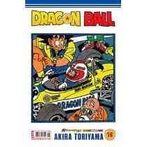 Manga Dragon Ball Volume 18 Akira Toriyama