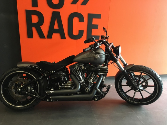 Harley Davidson - Breakout - Cinza