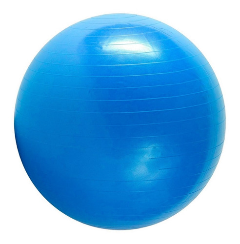 Imagen 1 de 2 de Pelota Esferodinamia Pilates 55 Cm Sol Fitness - Profesional