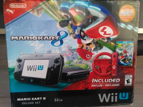 Wiiu Mario Kart 8 Série Especial + Desbloqueio + Hd500gb