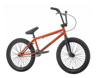 Bicicleta Bmx Profesional Sunday Primer Freestyle ¡naranja!