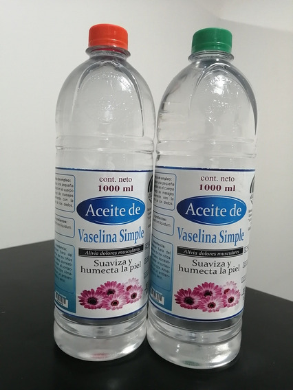 Aceite De Vaselina Simple.