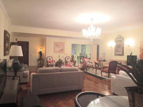 Apartamento À Venda, 265 M² Por R$ 4.200.000,00 - Copacabana - Rio De Janeiro/rj - Ap8321
