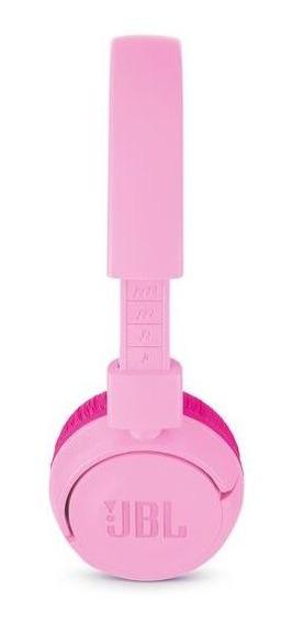 Fone Bluetooth Jbl Jr300bt Kids Rosa