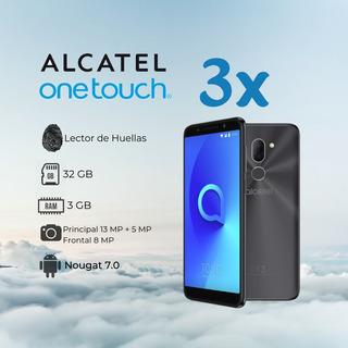 Alcatel 3x 3gb Ram 32 Gb Rom Liberado Tienda Fisica