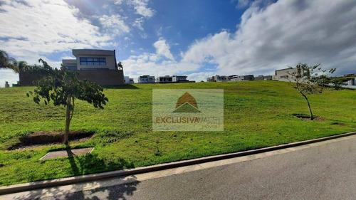 Terreno À Venda, 454 M² Por R$ 550.000,00 - Condomínio Residencial Alphaville I - São José Dos Campos/sp - Te0803