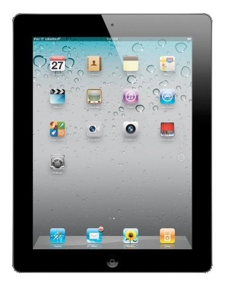 iPad 2 Wifi A1395 16gb Preto, Leia O Anúncio